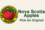 Nova Scotia Apples